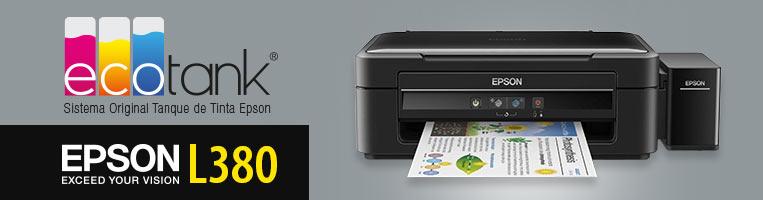 Impresoras Epson Ecotank Consu Office